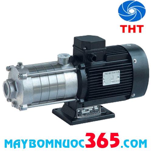 Máy bơm ly tâm trục ngang đầu inox CNP CHLF2-50 0.75HP