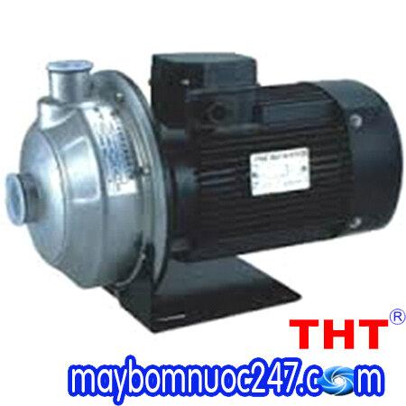 Máy bơm ly tâm trục ngang đầu inox CNP MS60/0.55 0.75HP