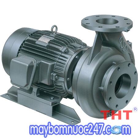 Máy bơm ly tâm trục ngang đầu gang TECO G35-50-2P-5HP 5HP