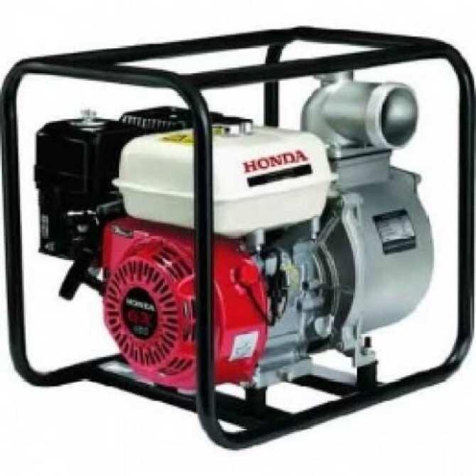 Máy bơm nước chạy xăng HM80ZB20-3.1Q