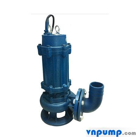 Máy bơm nước chìm nước thải Purity WQ60-10-4 5.5HP
