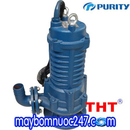 Máy bơm nước chìm nước thải Purity WQD7-15-1.1 1.5HP