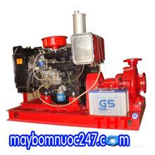 Máy bơm nước điện rời trục đầu bơm Lenopro LA65-315A/100HP 100HP