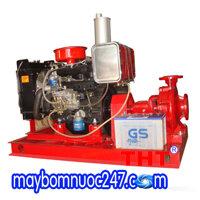 Máy bơm nước điện rời trục đầu bơm Lenopro LA80-250B/60HP 60HP