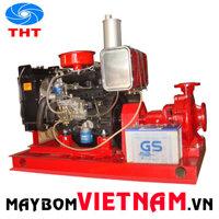 Máy bơm nước điện rời trục đầu bơm Lenopro LA65-250A/50HP 50HP