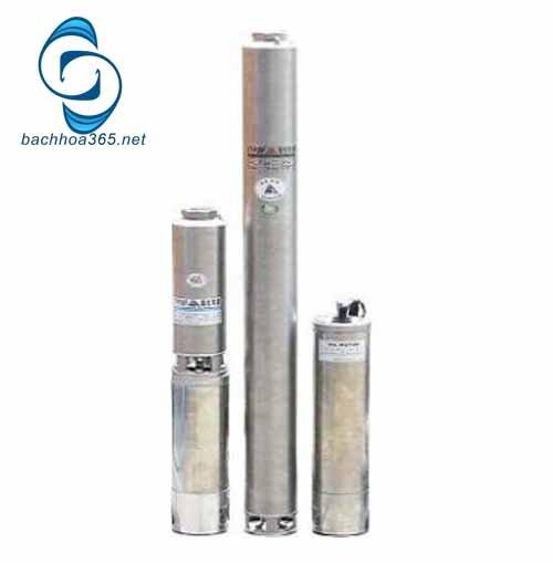 Máy bơm nước giếng khoan 4 inch NTP SWS250-142.2 20 3HP