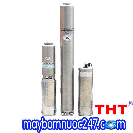 Máy bơm nước giếng khoan cánh nhựa NTP SWS280-711 205 15HP