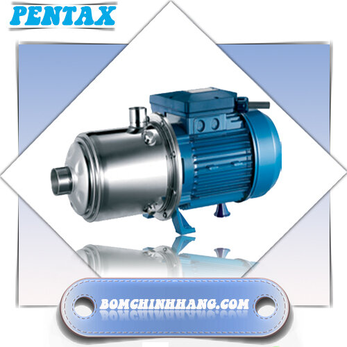 Máy bơm nước ly tâm đa tầng cánh đầu inox Pentax U7S-350/7T 3.5HP