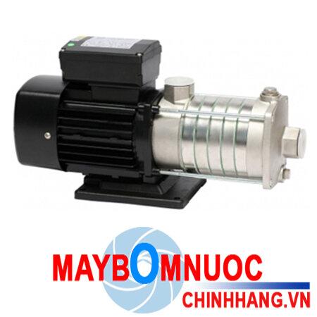 Máy bơm nước ly tâm đầu inox đa tầng cánh THT DHM 2-30 1/2HP