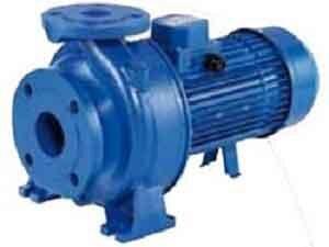Máy bơm nước ly tâm Ebara 3D 50-160/5.5 - trục ngang, 7.5HP