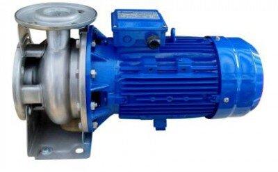 Máy bơm nước ly tâm Ebara 3M 32-200/4.0 - trục ngang, 5.5HP
