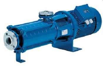 Máy bơm nước ly tâm Pentax MSHC 3R/15 - trục ngang, 20HP