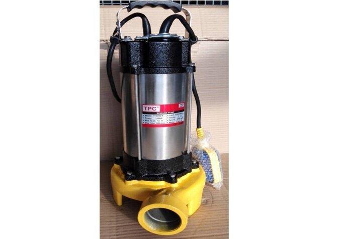 Máy bơm nước ly tâm TPC V1500D-F 1500W