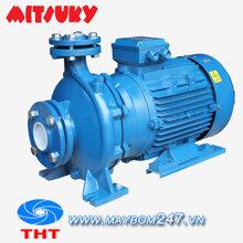 Máy bơm nước ly tâm trục ngang Mitsuky CN40-160/3 4HP