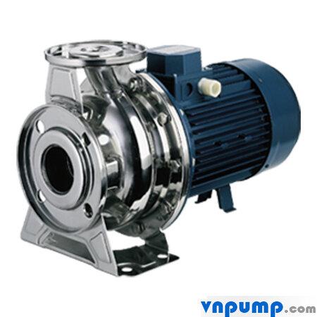 Máy bơm nước ly tâm trục ngang đầu inox Ebara 3M 32-200/3.0 4HP