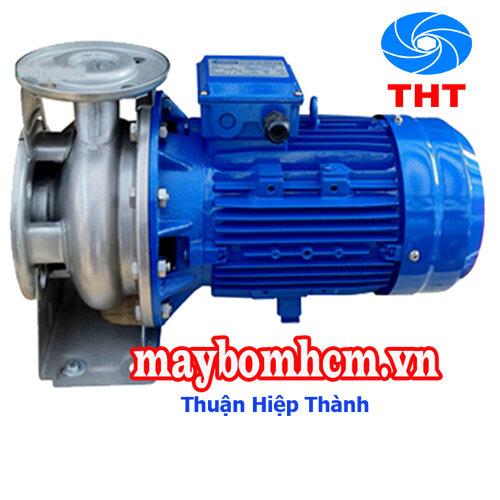 Máy bơm nước ly tâm trục ngang đầu inox Ebara 3M 80-200/15 20HP