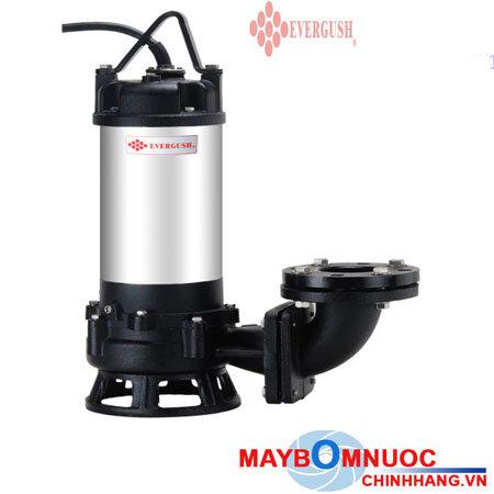 Máy bơm nước thải có tạp chất Evergush EFK-75T 7.5HP