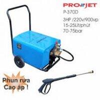 Máy bơm rửa xe ô tô Projet P-370D 2.2 KW
