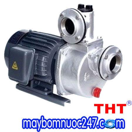 Máy bơm tự hút đầu inox NTP HSS250-11.5 205 2HP