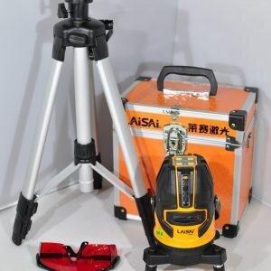 Máy cân mực laser 5 tia đỏ Laisai LS686D