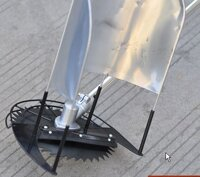 Máy cắt lúa cầm tay Honda GX35