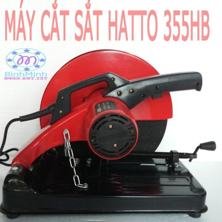 Máy cắt sắt hatto 355HB 2000W