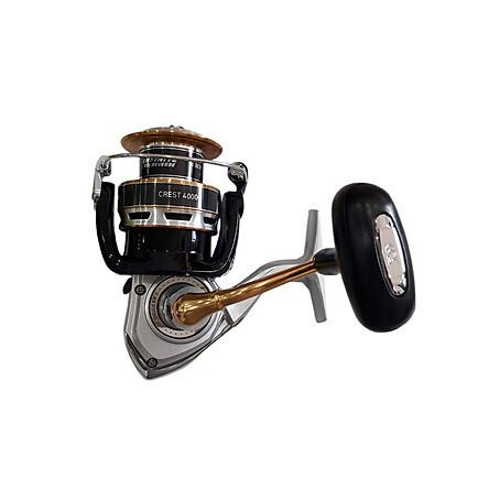 Máy câu cá Daiwa Crest-4000