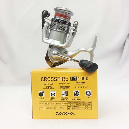 Máy câu cá Daiwa Cross Fire LT1000