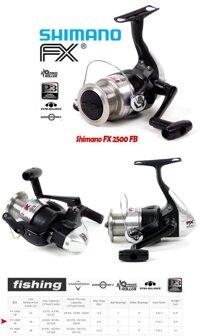 Máy câu cá Shimano FX2500