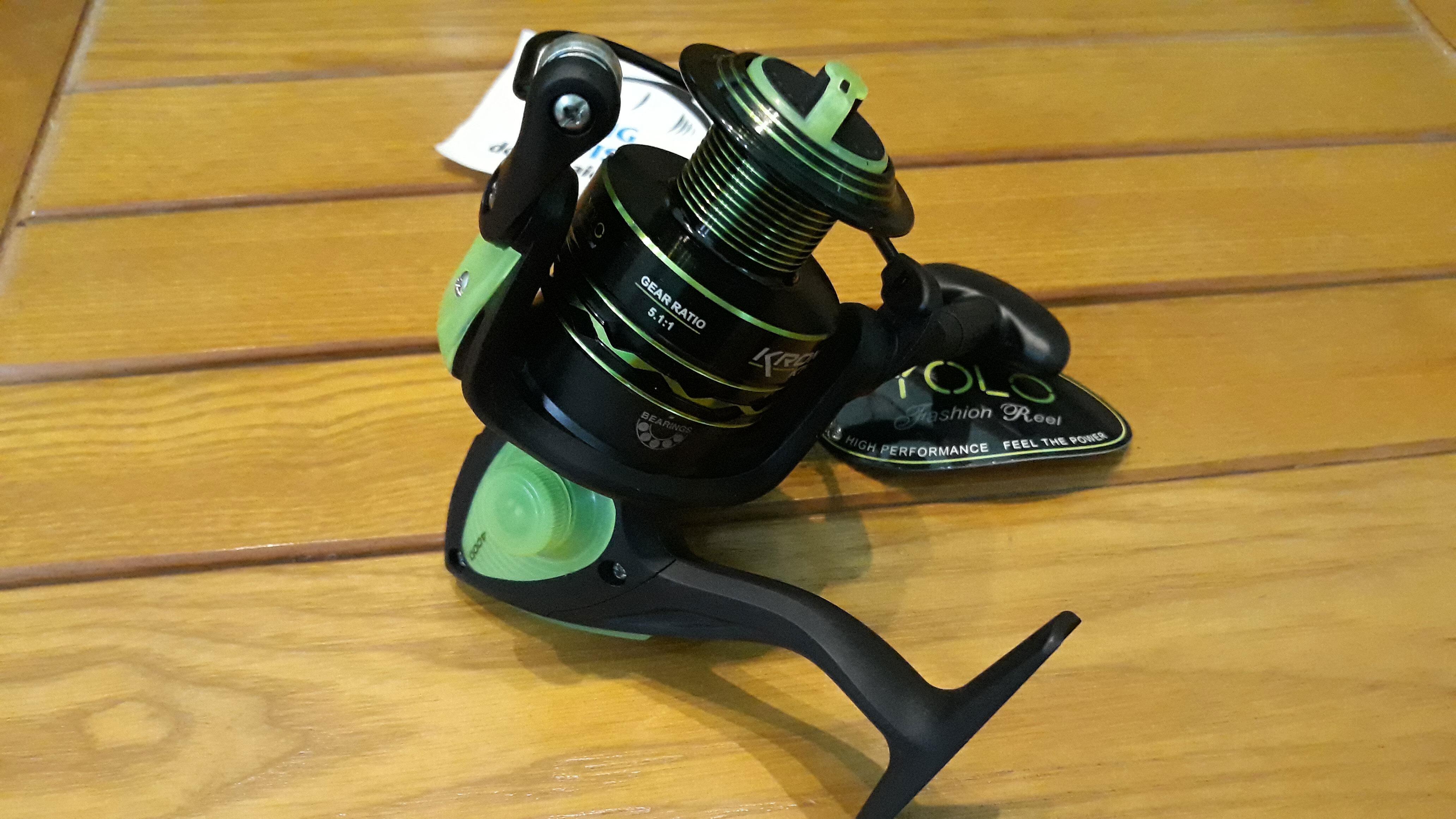 Máy câu cá Yolo KT4000