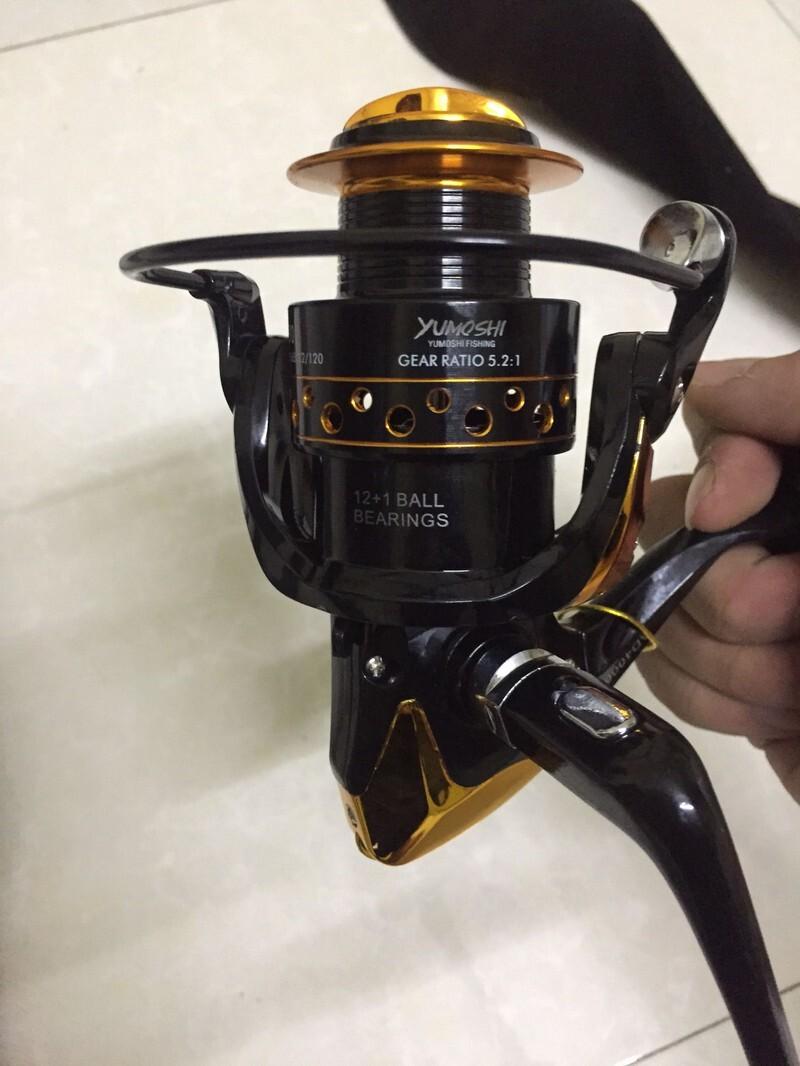 Máy câu cá Yumoshi AD3000