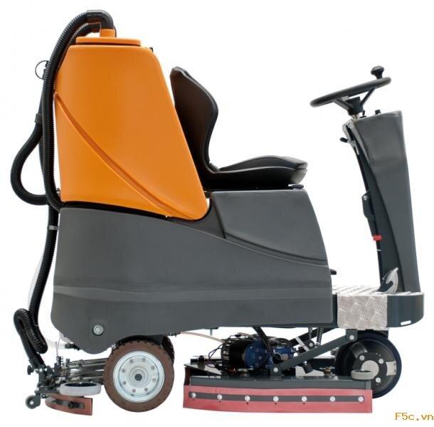 Máy chà sàn ngồi lái Ride on 115 - 650