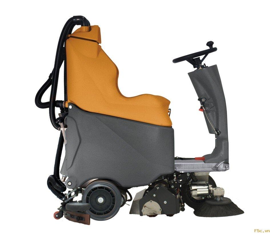 Máy chà sàn ngồi lái Ride on 75 - 650