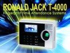 Máy chấm công Ronald Jack T4000