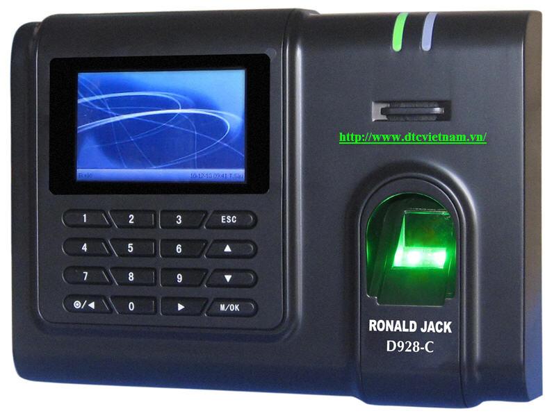 Máy chấm công Ronald Jack D928C