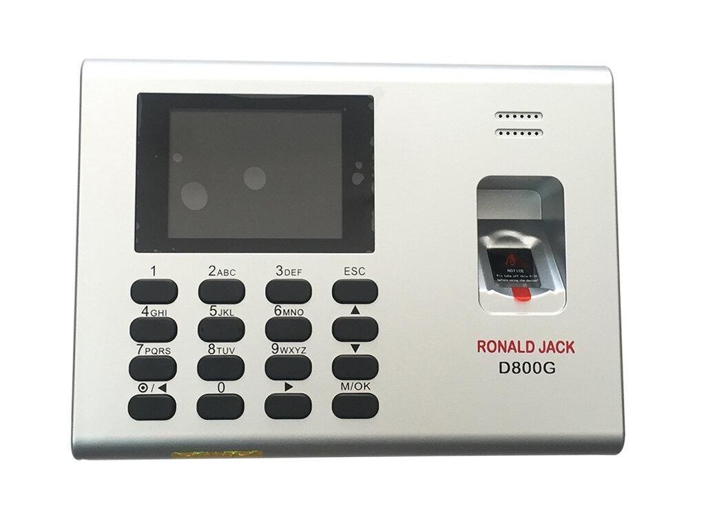 Máy chấm công Ronald Jack D800G