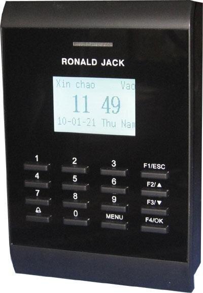 Máy chấm công thẻ cảm ứng Ronald Jack SC403 (SC-403)