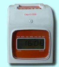 Máy Chấm Công Thẻ Giấy Osin O-3300