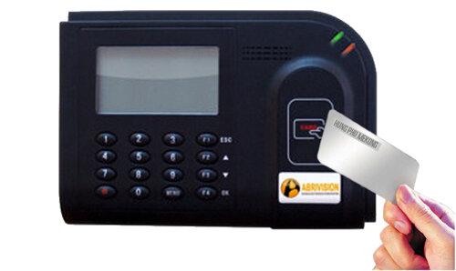 Máy chấm công thẻ từ Abrivision ABS300