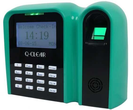 Máy chấm công vân tay Granding Q-Clear+ID