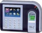 Máy chấm công vân tay, thẻ cảm ứng Ronald Jack T6C-ID