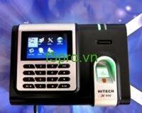 Máy chấm công vân tay+thẻ cảm ứng Hitech X999 (X-999)
