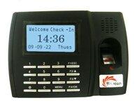 Máy chấm công vân tay và thẻ cảm ứng Silicon FTA-U300+ID