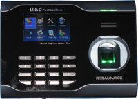 Máy chấm công vân tay và thẻ cảm ứng Ronald Jack U160 (U-160)