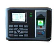 Máy chấm công vân tay và thẻ cảm ứng Wise Eye WSE-8000A