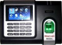 Máy chấm công vân tay và thẻ cảm ứng Ronald Jack 8000C (8000-C)