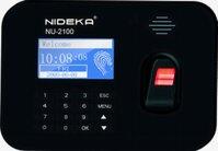 Máy chấm công vân tay và thẻ cảm ứng Nideka NU2100 (NU-2100)