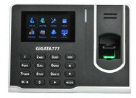 Máy chấm công vân tay và thẻ cảm ứng Gigata 777