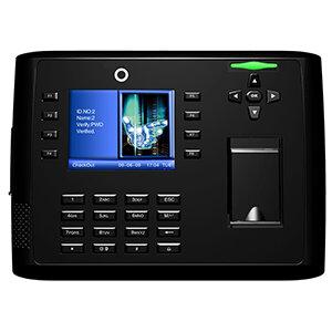 Máy chấm công vân tay và thẻ cảm ứng Wise Eye WSE-810A