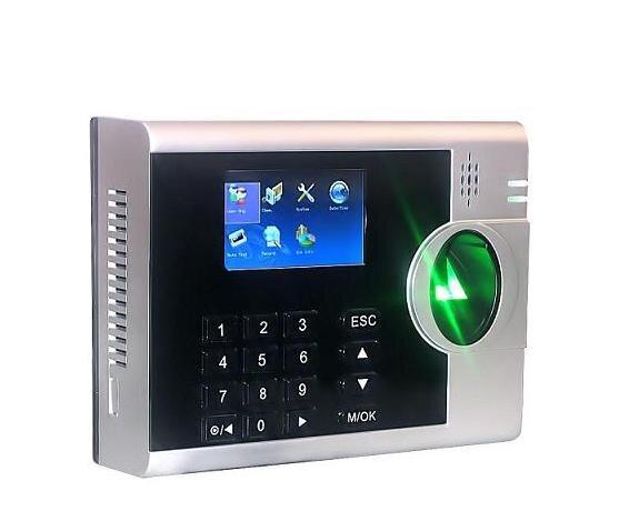 Máy chấm công vân tay và thẻ cảm ứng Ronald Jack 3000TID-C
